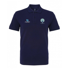Bakewell RFC Cotton Polo Shirt