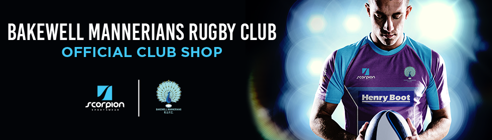 Bakewell Rugby Kit Shop